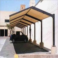 Car Parking Pp Roofing Sheets
