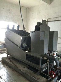 Sludge Dewatering Machines