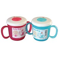Plastic Baby Mug Cups