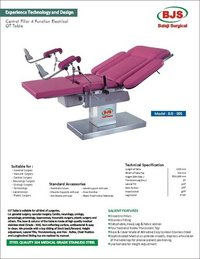 Top Electric OT Tables
