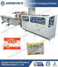 Automatic Frozen Food Packaging Machines