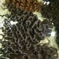 Unprocessed Machine Weft Hair