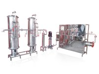 Mineral Water Bottling System