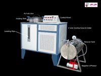 Solvent Recovering Unit
