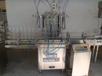 4 Head Bottled Water Filler Machines