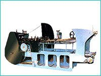 Automatic Paper Bag Making Machine