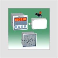 Rpm Indicator/Controller Photo Switch Buzzer