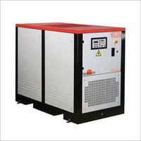 ELECTRIC POWERED SCREW AIR COMPRESSOR