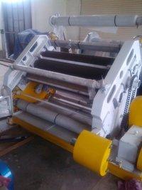 Single Facer Oblique Corrugation Machine