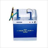 Ampoule Sealing & Filling Machine