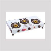 Three Burner Gas Stove