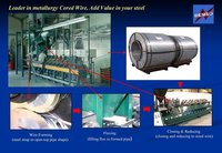Alloys Cored Wire Forming Machine