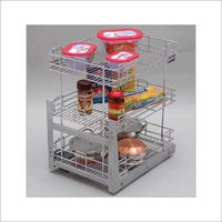 Two Shelf Kitchen Organizer