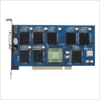 Software Compression MPEG4 8CH Video Capture DVR Card