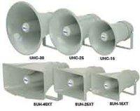 Unit Horn Speakers