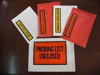 Packaging List Envelope
