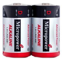 Alkaline D/LR20 Battery