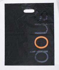 Die-Cut Carrier Plastic Bag
