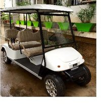 Battery Operated 4 Seater Vehicles