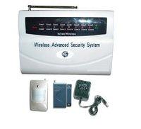 Wireless Advance Burglar Alarm