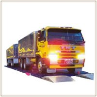 Fully Electronic Weighbridges