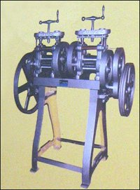 Double Geared Combined Rolling Machine