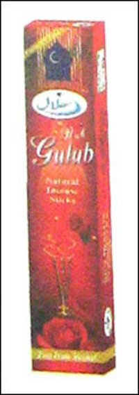 RED GULAB INCENSE STICKS