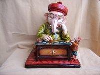 Munim Ganesha Statues