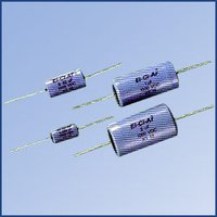 Axial Polyester Capacitor