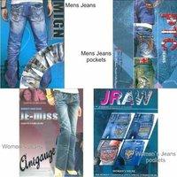 Jeans Fashion Books
