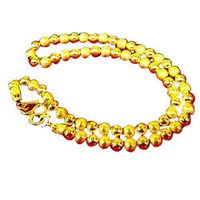 Gold Bead Chains