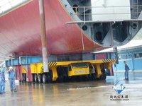 Heavy Duty Shipyard Transporter