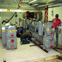 Generator Rental & Temporary Installations