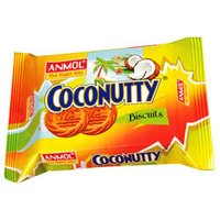 Coconutty Biscuits
