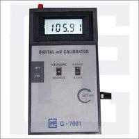 Digital mV Calibrators