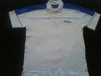 Plain Polo Cut T-shirt