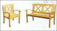 Wooden Sitout Chairs