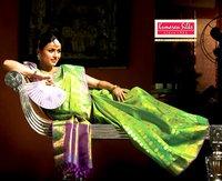 Designer Printed Silk Sarees
