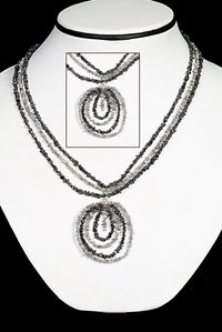 Diamond Necklace Beads
