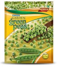 Frozen Garden Green Peas