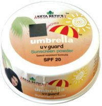 UMBRELLA SUN SCREEN POWDER