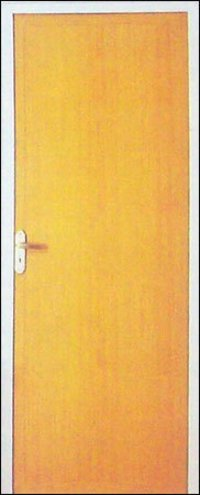 Teak Colour PVC Doors