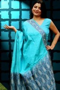 Heavy Banaras Silk Saree