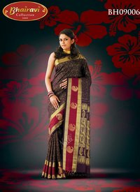 Womens Silk Sarees