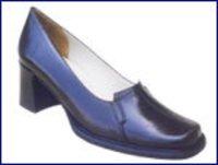 Blue Colour Ladies Shoes