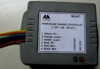 Economy Solar Charge Controller
