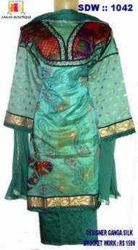 Elegant Ladies Dress Material