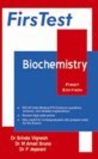 Firstest Biochemistry