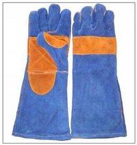 Shoulder Grade Split Leather Welding Gloves