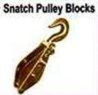Snatch Pulley Blocks